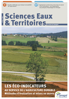 Les éco-indicateurs au service de l'agriculture durable, numéro 4 Sciences Eaux